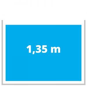 1,35m
