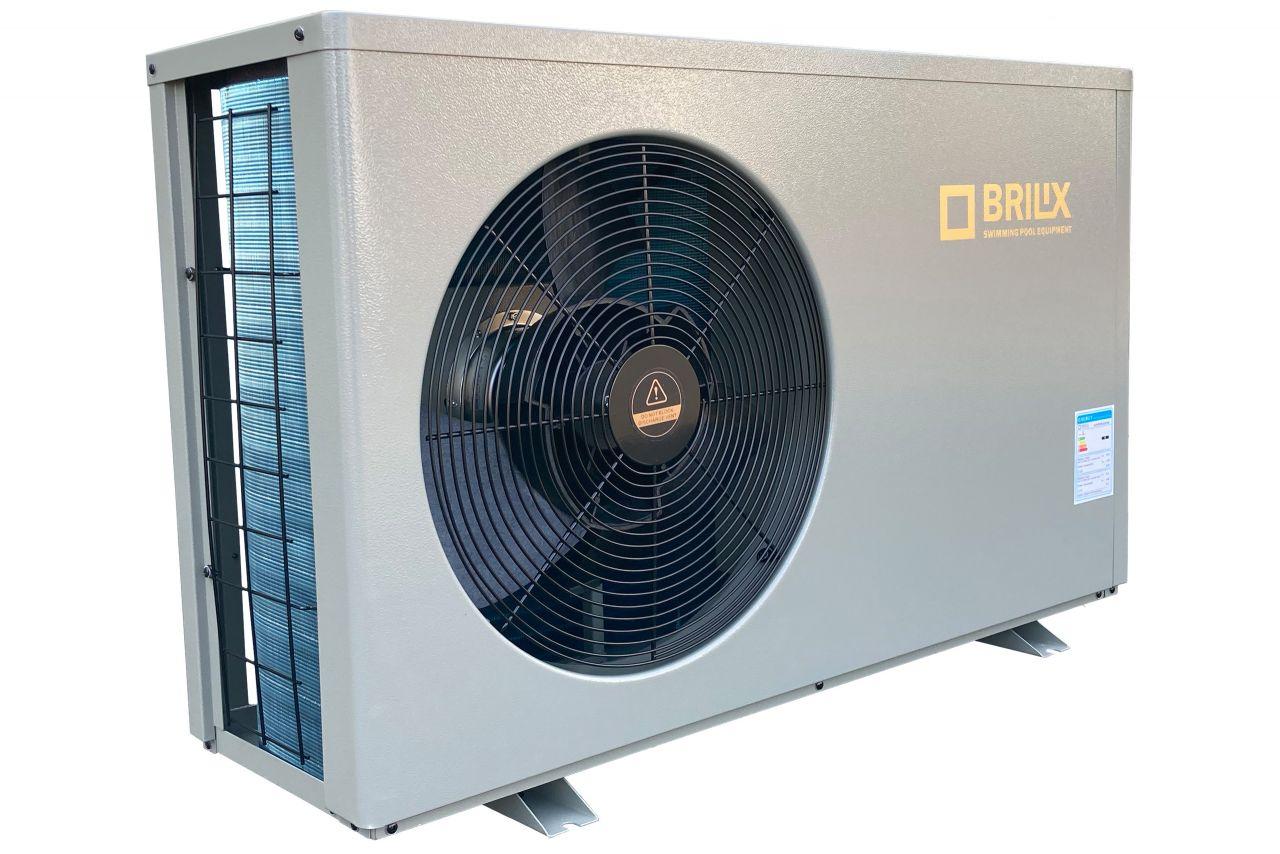 Poolheizung Wärmepumpe Brilix XHP FD PLUS