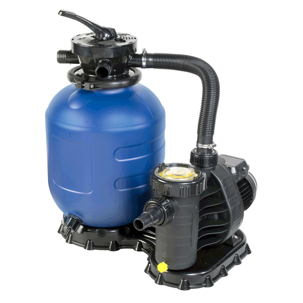 Filteranlage mit aquaplus pumpe primepool - Pool rechteckig mit pumpe ...