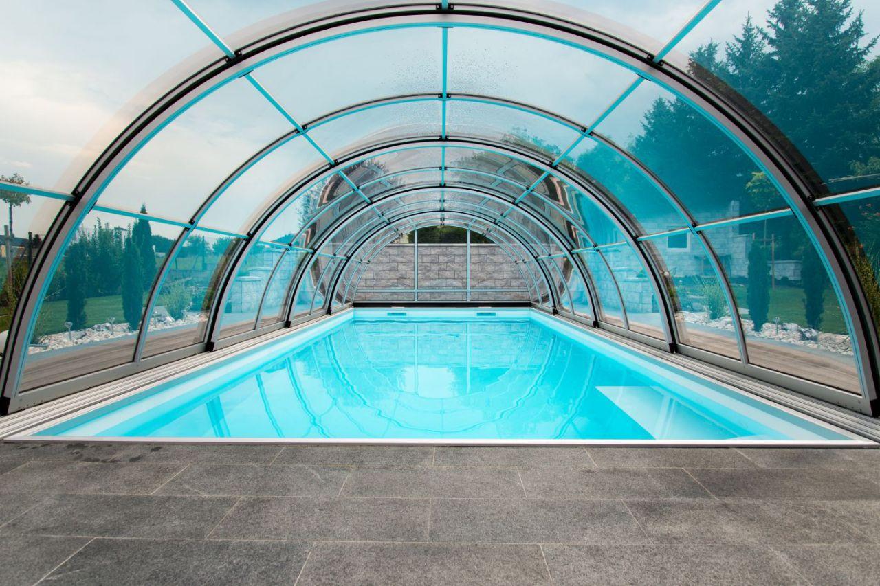 Prime Schwimmbad Überdachung Garden B